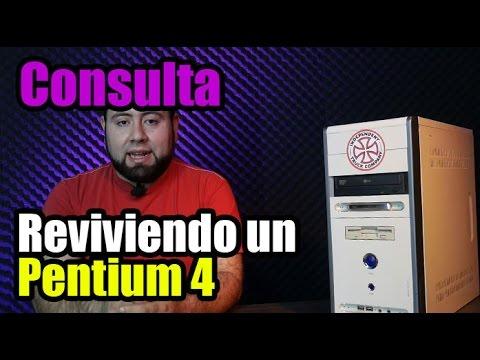 Consulta a Ed Corsa Reviviendo un Pentium 4 - Droga Digital
