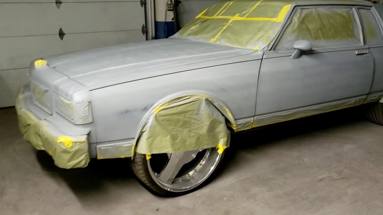 1984 chevy Landau paint job