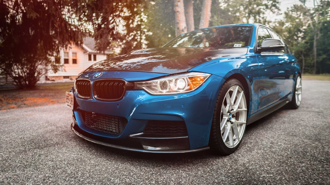 This Will Make You Want An F30 Bmw Bryan S Modified 335i