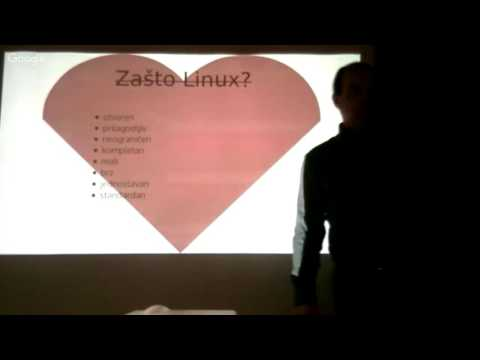 Pazin IT Radionica: Osnove Korištenja Linux Desktopa