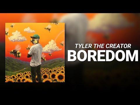 Boredom (Feat. Rex Orange County & Steve Lacy) // Tyler, The Creator