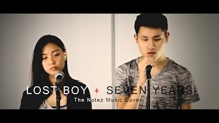 Download Lost Boy & Seven Years Mash Up - The Notez Music Cover MP3 song and Music Video