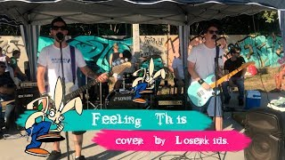 blink-182 - Feeling This (cover by Loserkids.)