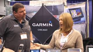 Garmin at The 2014 Chicago Boat, Sports & RV Show