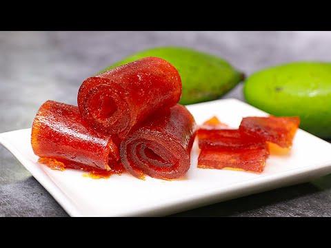 Mango Bar In 2 Hours | Aam Papad Recipe Without Sunlight | Mango Papad | Yummy