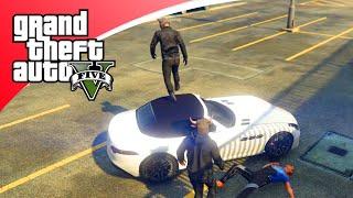 GTA V Online - BOB & TEUN GAAN AUTO