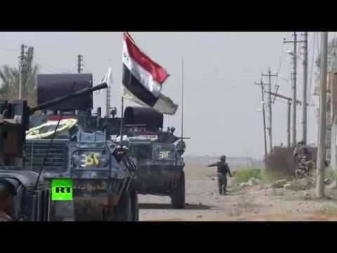 RAW: Iraq army fighting vs ISIS, retakes hospital in southern Tikrit