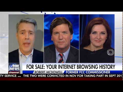 INTERNET PRIVACY BILL REPEALED FORMER FCC COMMISSIONER WEIGHS IN     MARCH 29 2017