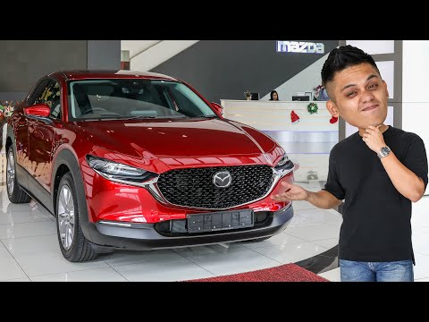 FIRST LOOK: 2020 Mazda CX-30 In Malaysia – From RM143k