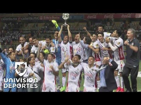 La joven y admirable historia de Lobos Buap, el nuevo invitado a la primera división de Liga MX