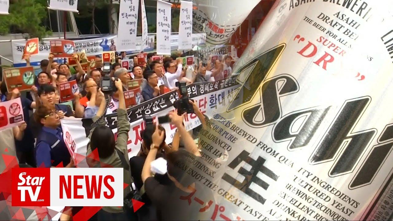 海外の反応 韓国 不買運動 韓国のノージャパン運動、完全敗北だった【韓国の反応】