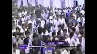 TOMA DE YURIMAGUAS POR EL MRTA 1990