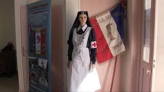 Exposition 14-18 à la salle Prévost à Avallon(89).