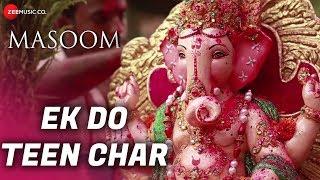 Ek Do Teen Char | Masoom | Gufy | Alia Khan Dar & Shakir