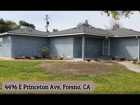 4496 E Princeton Ave, Fresno, CA 93703 Video Tour