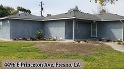 4496 E Princeton Ave, Fresno, CA 93703 Video Tour