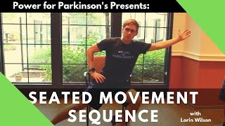 Parkinson's  Seated Movement Sequence video