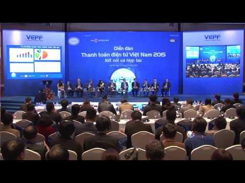 Vietnam E Payment Forum - VEPF 2016 Nov 24 Hanoi