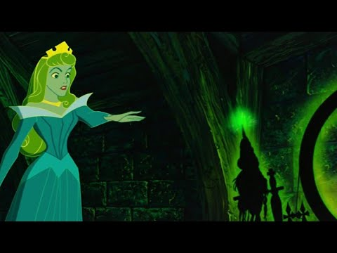 Sleeping Beauty - Aurora's Death - Greek