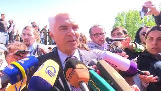 Piotr Świtalski, Ambassador of the European Union to Armenia