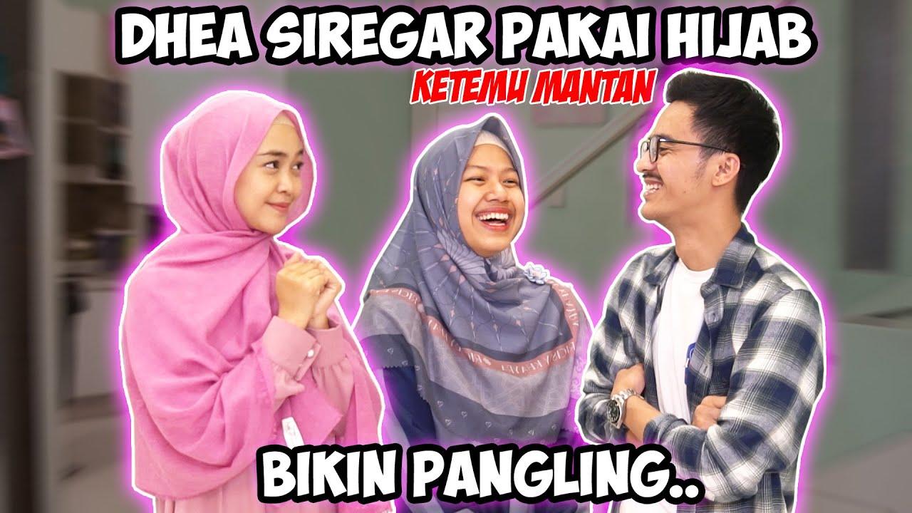 DHEA SIREGAR PAKAI GAMIS SYAR'I BIKIN PANGLING. Auto Balikan Sama Mantan.. II @Dhea Siregar
