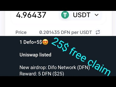 Top  Airdrops of 2021 | Earn $ 25 crypto currency absolutely free | New Airdrops