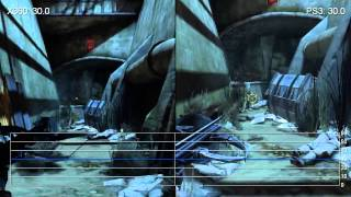 Dishonored Xbox 360/PS3 Like-For-Like Frame-Rate Tests