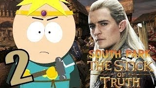 MUERTE A LOS ELFOS   South Park   Parte 2