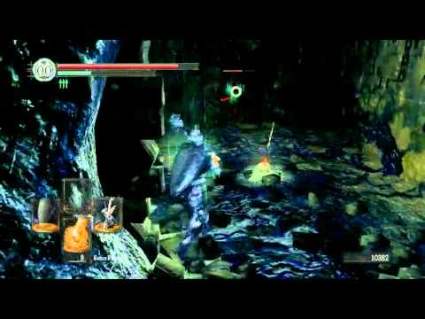 Dark Souls - Peeve Invades Me