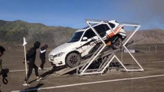 Cerita Pengujian xDrive BMW di Gunung Bromo