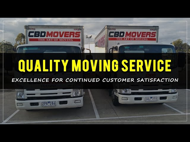 Secure and reliable Removalists Richmond, VIC