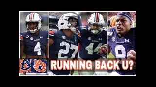#23 Auburn vs Georgia State|Auburn Commit to Run Game?