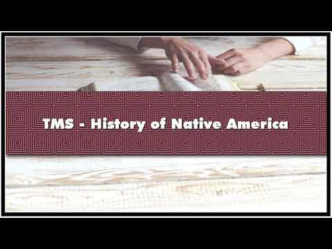 TMS - History Of Native America Audiobook
