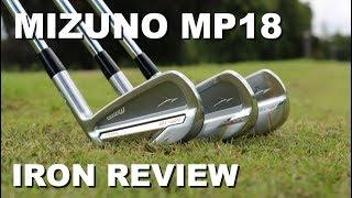Mizuno MP18 Iron Review
