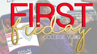 Do you even go to class? --- First Friday @ Howard University [VLOG]