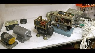 Запускаем мотор-генераторы (умформеры)