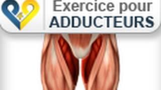 Musculation adducteurs: pousse