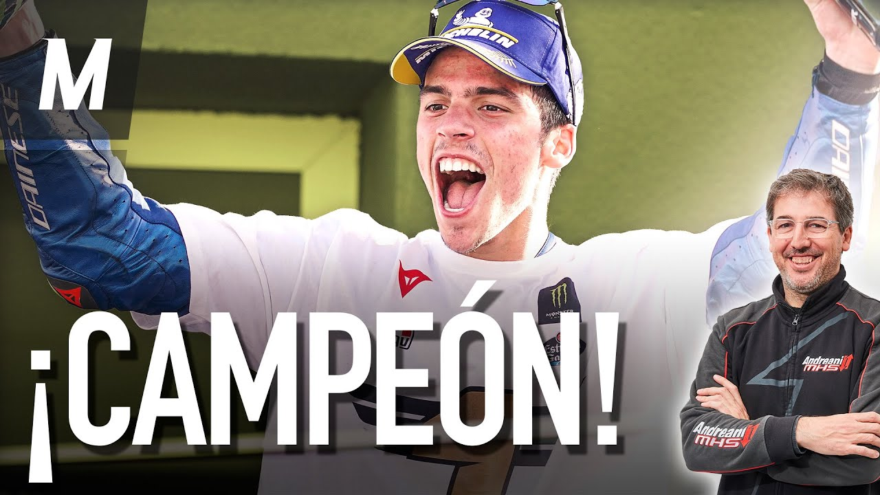 Joan Mir: un campeón con mayúsculas | Análisis del GP de Valencia con Juan Martínez