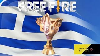 FREE FIRE FFC TRAINING GREECE