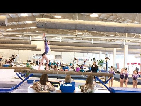 Louisiana Lagniappe Gymnastics Meet 2017 (CORRECT SCORES IN DESCRIPTION)