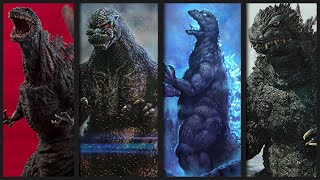 Ranking Godzilla's Versions From Weakest To Strongest (Part 1)