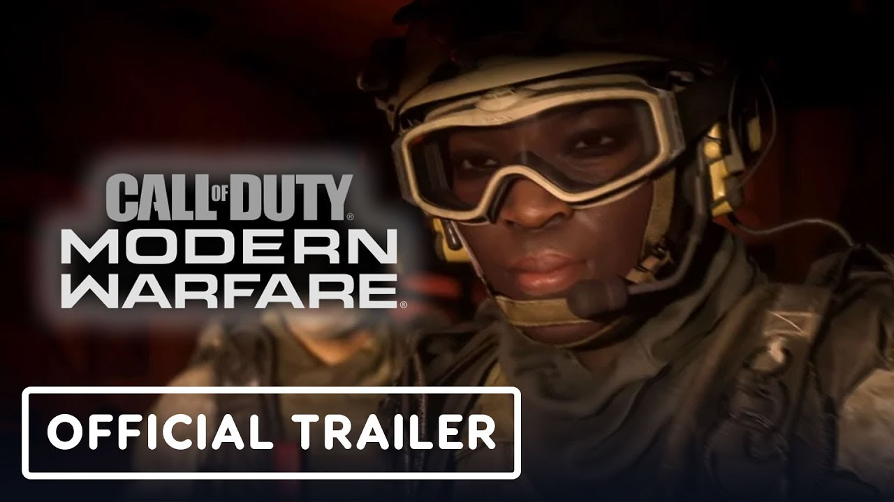 Call of Duty: Modern Warfare - Behind the Scenes Story Trailer