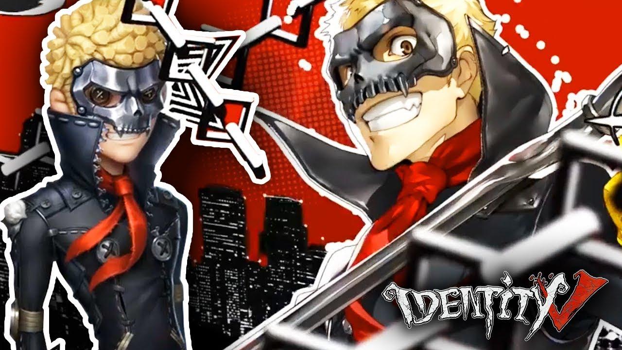Identity V x Persona 5 - Day 2 - GUARANTEED SKIN!