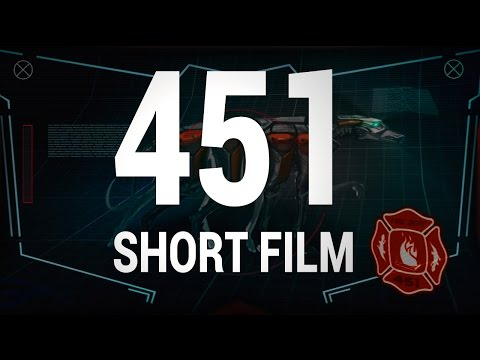 451 - SHORT FILM (HD) - Fahrenheit 451 Fan Film FULL MOVIE
