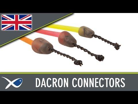*** Coarse & Match Fishing TV *** Dacron Connectors