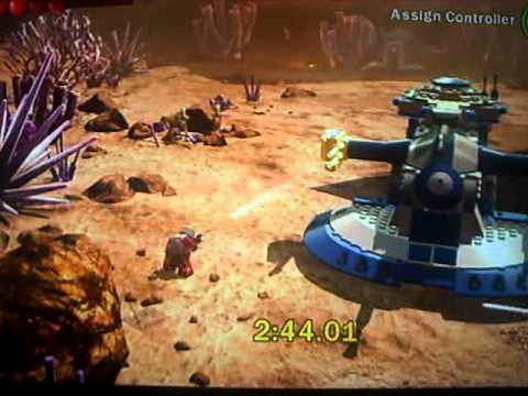 lego star wars 3 - bounty hunter missions - yoda - youtube