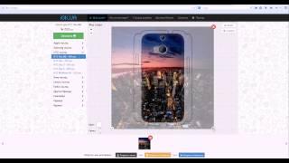 Создать чехол для телефона из фотографий(Хочешь чехол из своих фотографий для своего телефона? Создать чехол для смартфона прямо онлайн - http://print.iok.ua..., 2014-07-17T09:18:13.000Z)