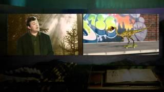 bbc futureworld gormenghast walking with dinosaurs film