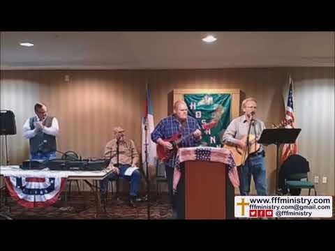 Founding Father's Faith Radio LIVE! Show Low, Arizona 12-9-2017