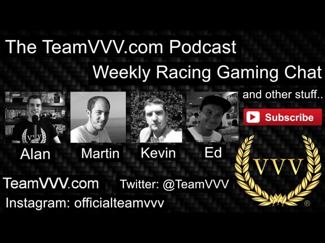 Team VVV Podcast 19, PS4 Pro, Moto Racer 4, Motorsport Manager, Trackmania Turbo VR